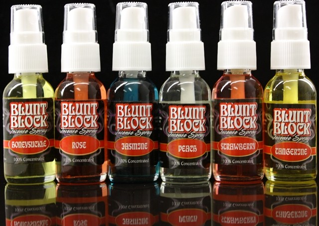 Blunt Block Incense Spray Covers Up That Marijuana Smell
