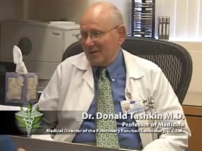 Dr. Donald Tashkin Marijuana Lung Cancer Study | Facebook