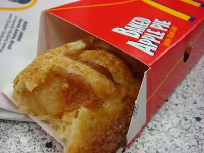 Dude Really Wanted Apple Pie Arrested For Pot At McDonald