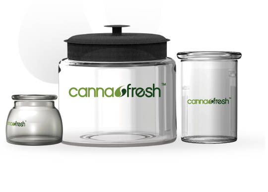 CannaFresh Jars: Mission #1 Is Keeping Your Marijuana ...