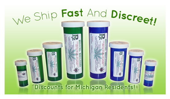 Mmb Amp J Offers Medical Marijuana Bottles For Dispensaries