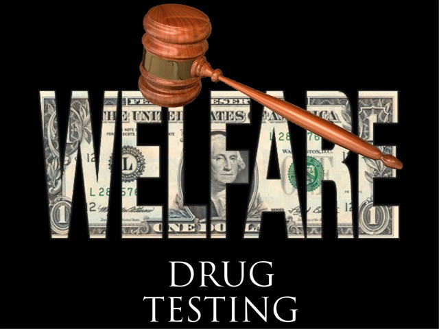welfare drug testing
