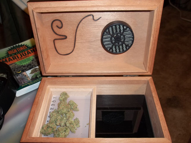 Get The Most Out Of Your Marijuana Sherlock Luxury Kief Boxes