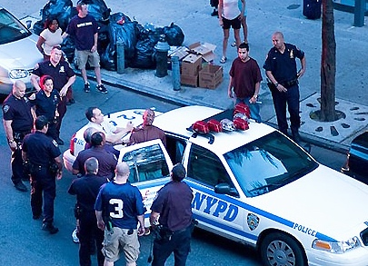 marijuana arrest nyc