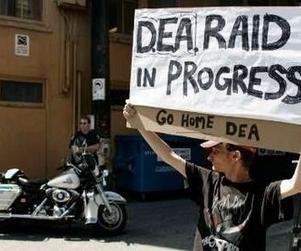 DOJ, DEA & ATF: Confused Bureaucracies Or Street Thieves? | Toke of