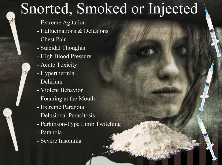 Bath Salts Bad Idea Infographic Toke Of The Town