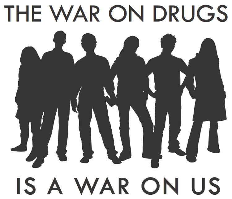 the governments approach to the war on drugs We need to try a new approach  we will not get anywhere if we place a heavier burden of action on foreign governments than  the failed war on drugs.