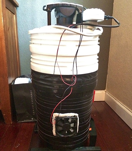Stoner Macgyver Space Buckets Keep Your Grow On The Down