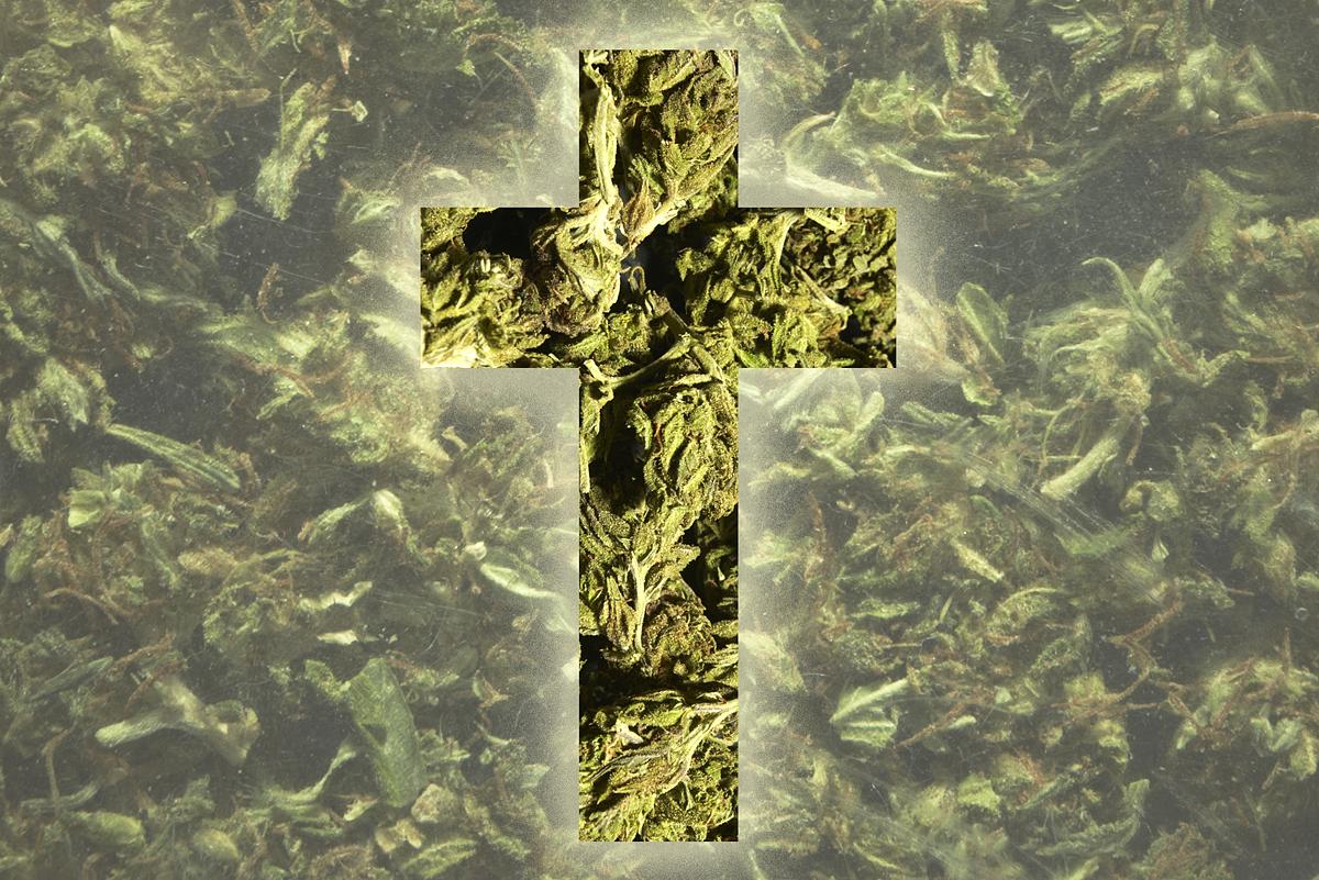 Marijuana Cross