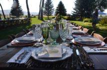 Mason Jar Event Group hosted their Cannabis Paring Dinner at Shupe Homestead Farm.
