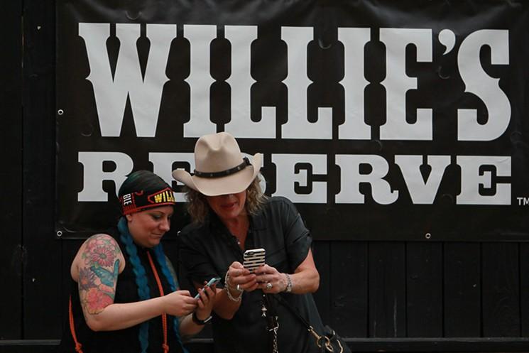 willie nelson, willie's reserve