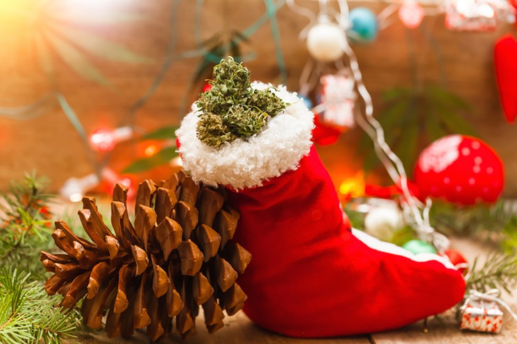 marijuana Stocking Stuffers