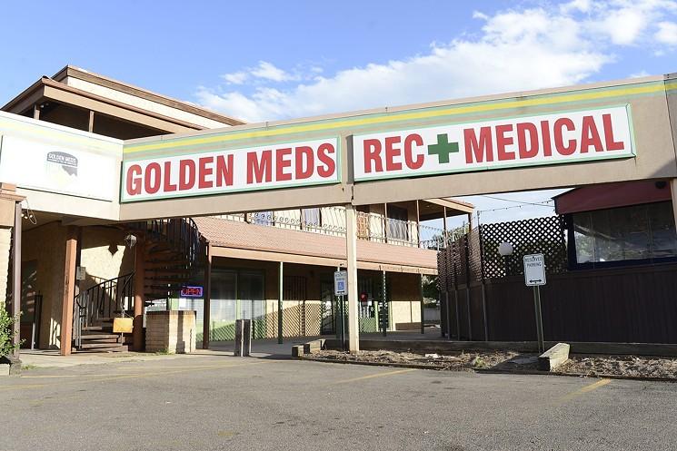 number of colorado dispensaries