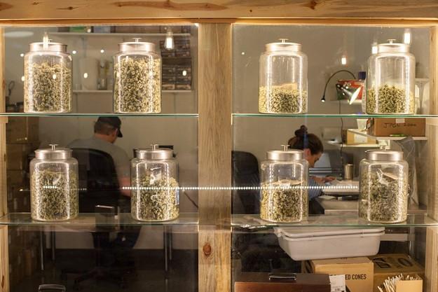 dispensary weed