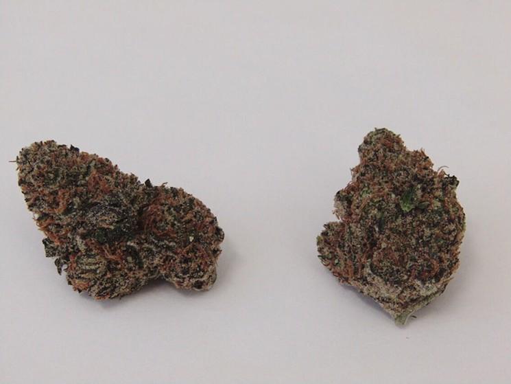 beautiful marijuana strains