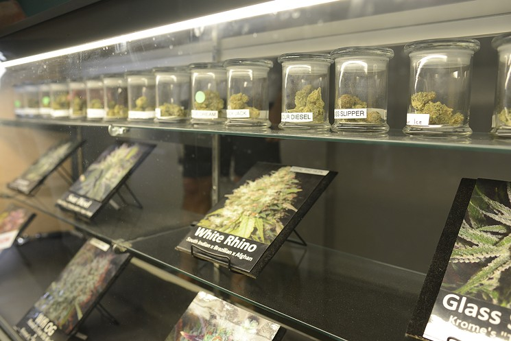 legal weed prices