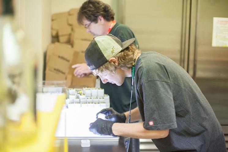 marijuana jobs